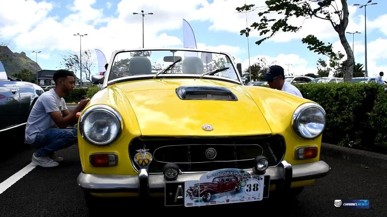 (VIDÉO) Les voitures vintage à l'honneur - ChannelNews