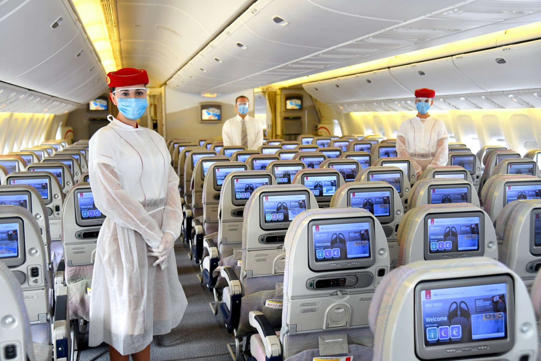 Emirates obtient cinq étoiles auprès de ses clients - ChannelNews