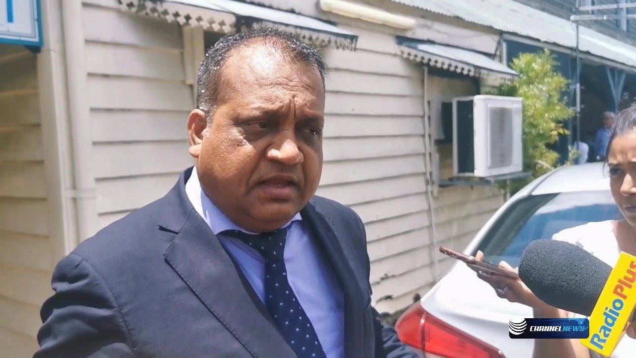 (VIDÉO) CCID : Sham Mathura parle d'une attaque acharnée contre sa personne sur les réseaux sociaux - ChannelNews